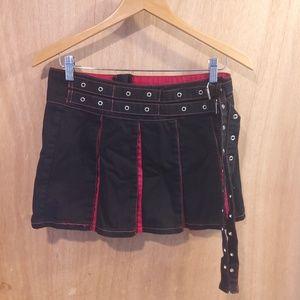 Tripp NYC Punk Mini Skirt S